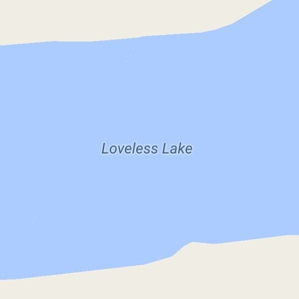 Loveless Lake, Wisconsin, USA