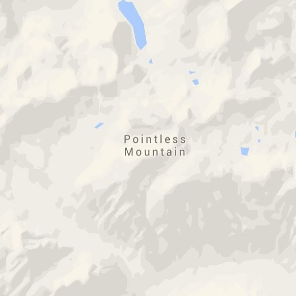 Pointless Mountain, Squamish-Lillooet, Canada