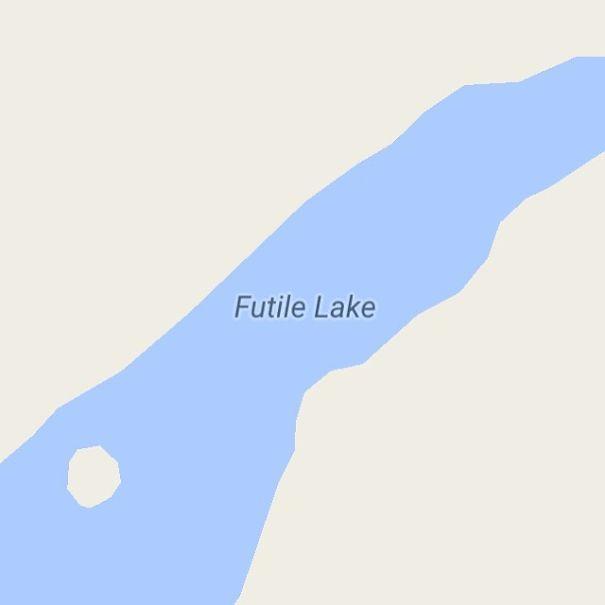 Futile Lake, Kenora, Canada