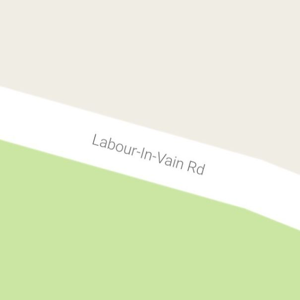 Labour In Vain Road, Stansted, UK