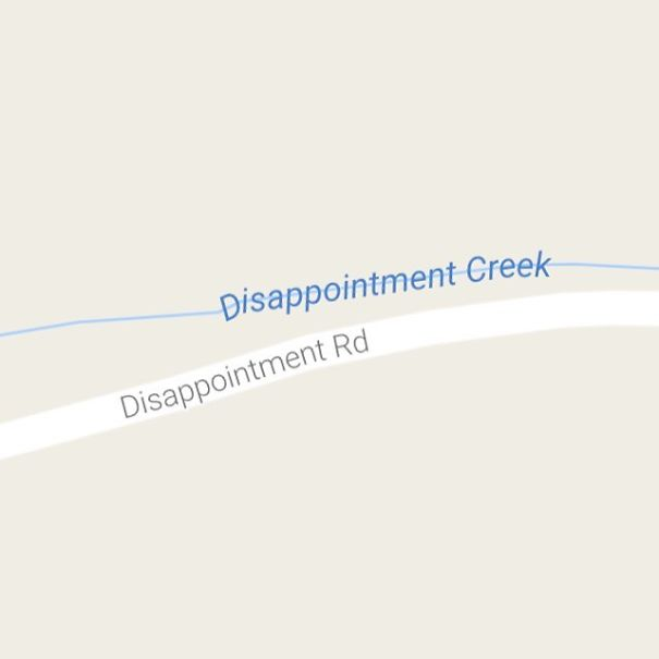 Disappointment Road, Barbourville Ky, USA