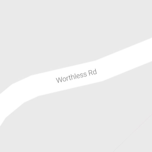 Worthless Road, Laytonville, USA