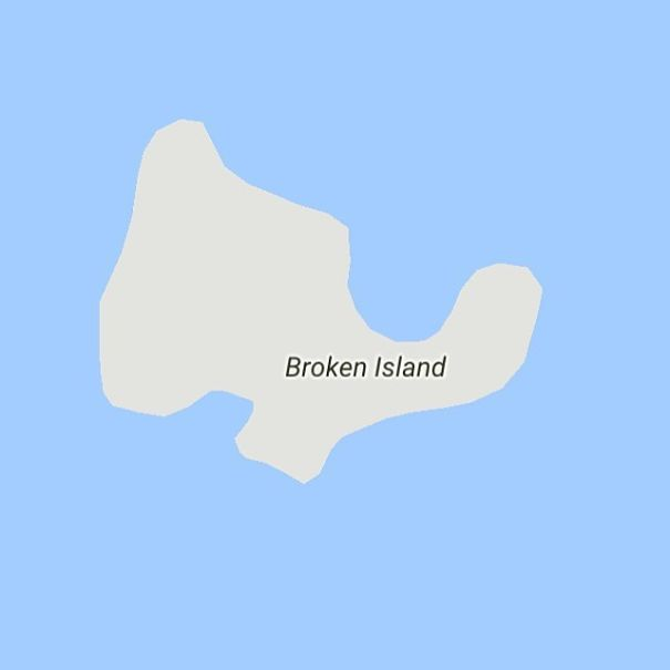 Broken Island, Washington, USA