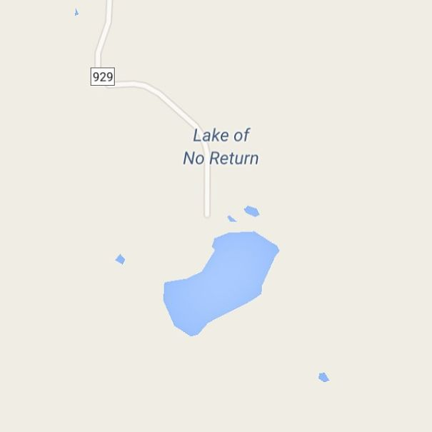 Lake Of No Return, Osage Township, Ar, USA