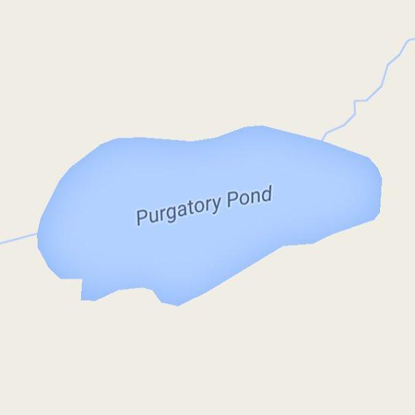Purgatory Pond, Dunbarton, USA