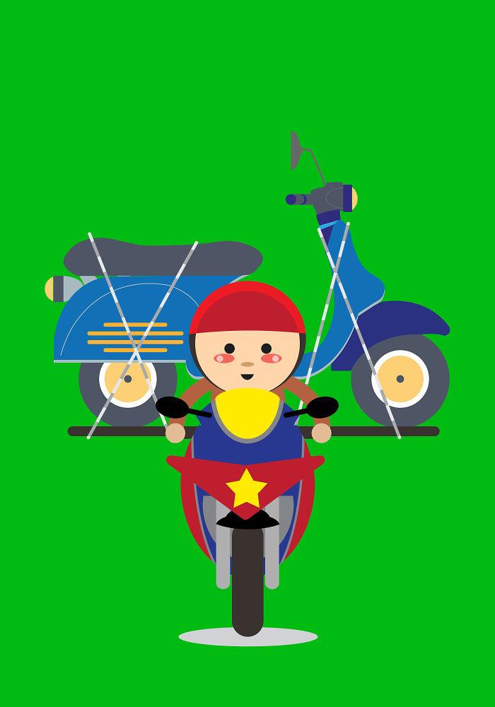 Motorbikeception
