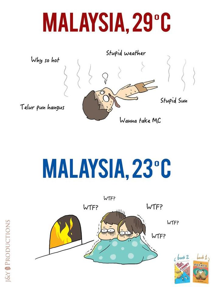I Kinda Like This Cooling Weather Tho...
