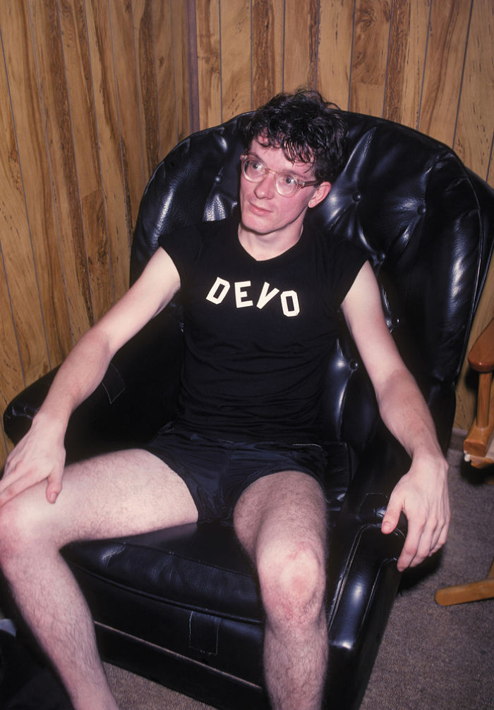 Mark Mothersbaugh, 1980