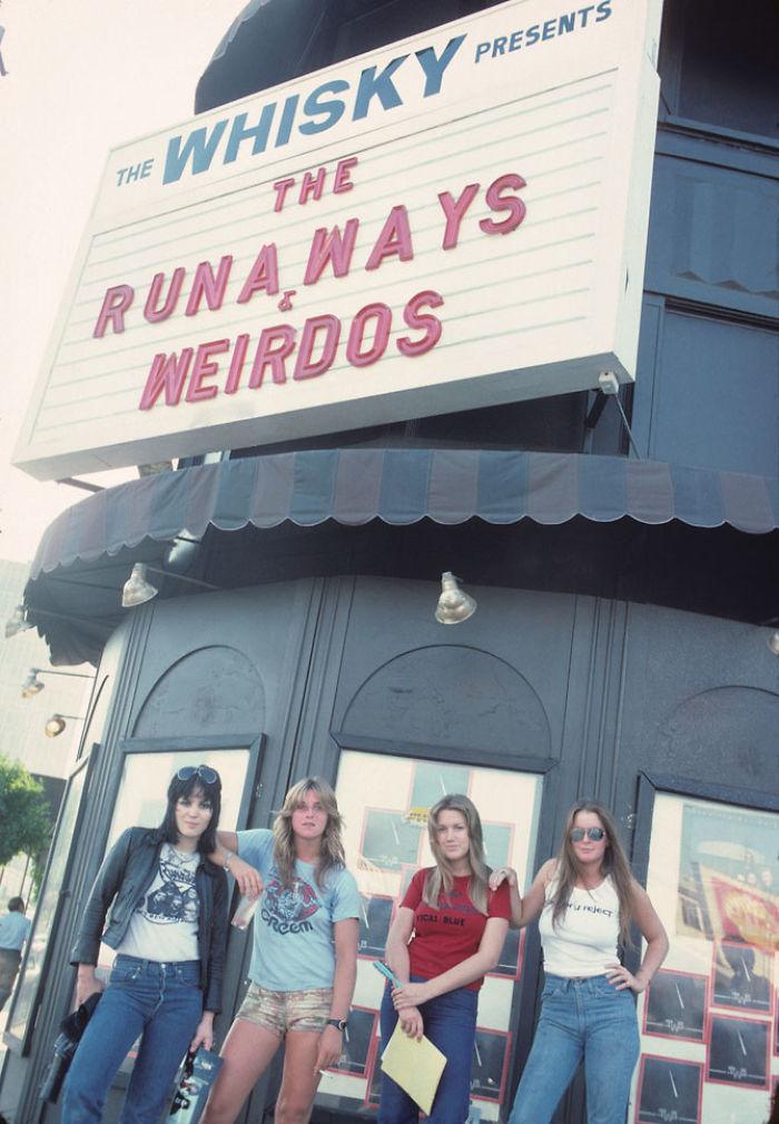 Runaways, 1978