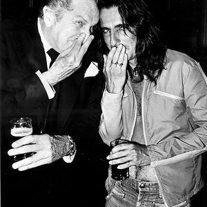 Alice Cooper & Vincent Price, 1978