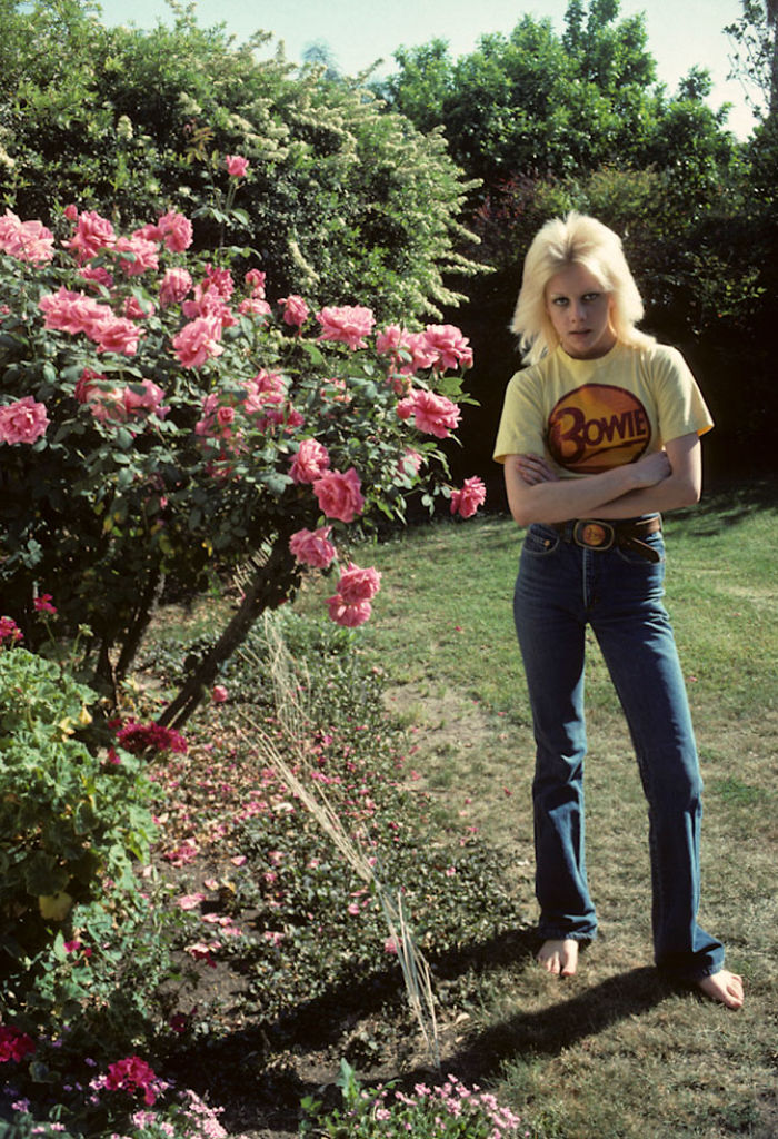 Cherie Currie Of The Runaways, 1977