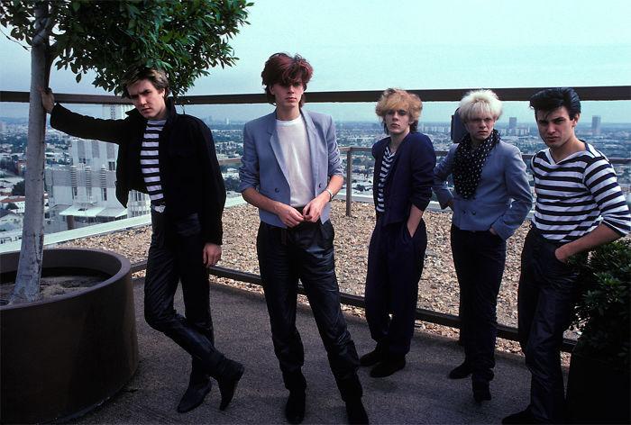 Duran Duran, 1982