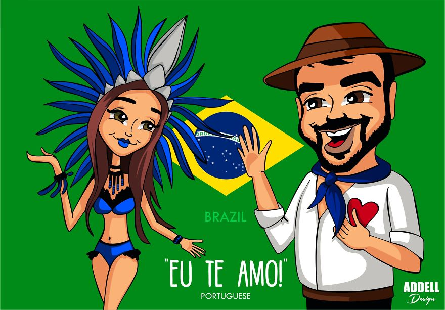 #portuguese (Brazil Area)