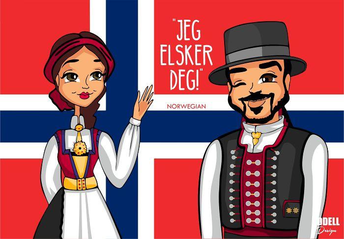 #norwegian