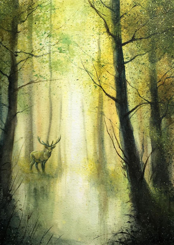 A Woodland Tale