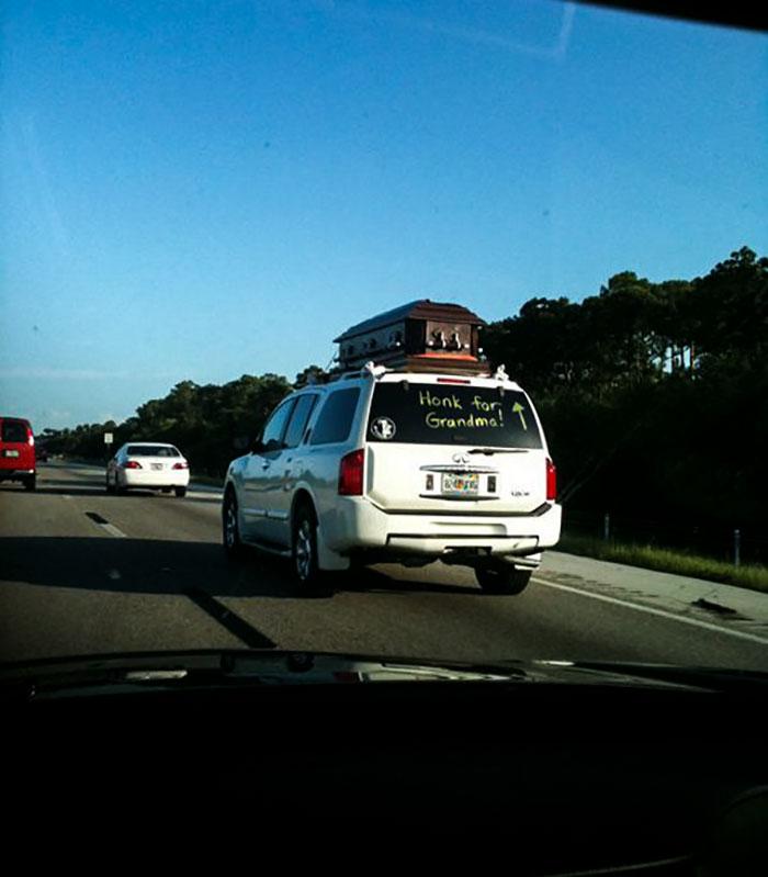 Honk For Grandma!
