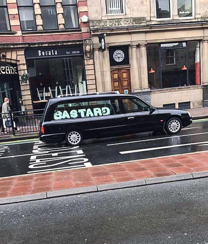 You've Gotta Love A Scottish Funeral
