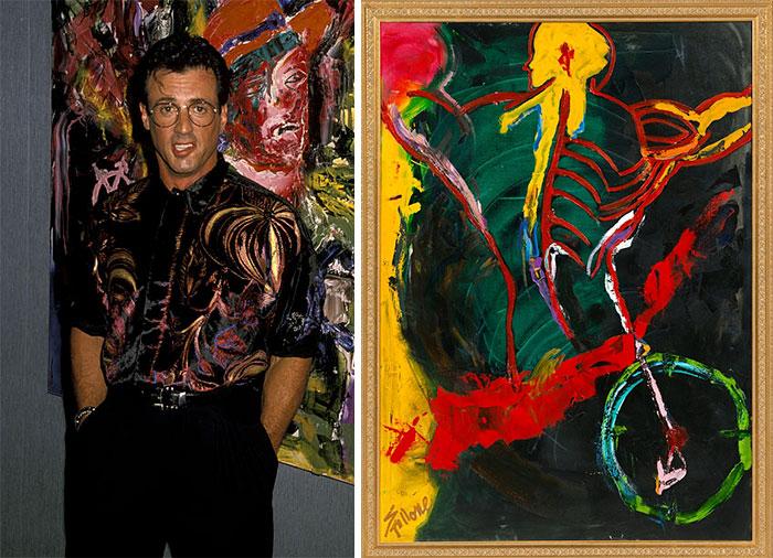Artists that draw celebrity portraits