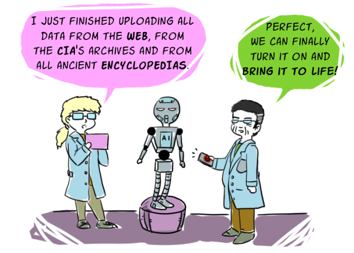 My 10 Comics About A.I. That Will Make You Laugh And Think