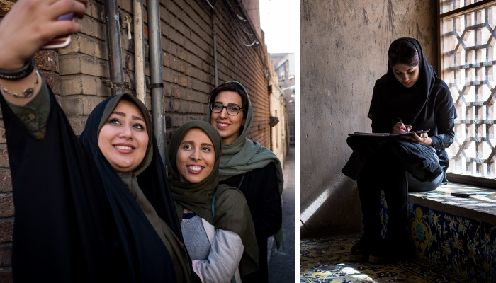 I Traveled To Iran To Show How Real People Live There Every Day