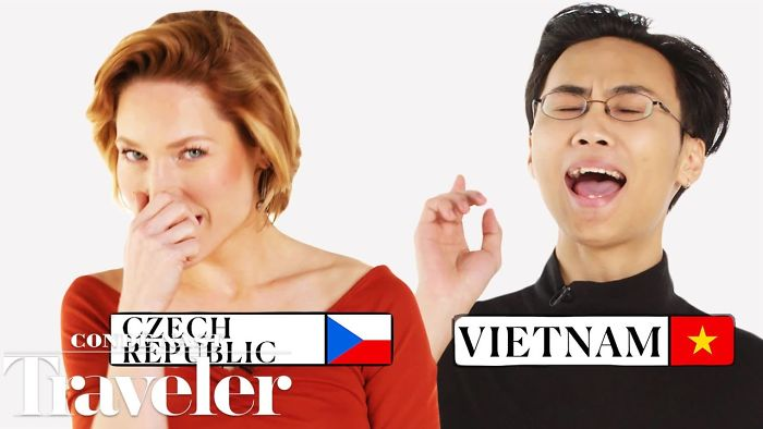 Video Shows How People Sneeze Around The World And What Is Said Afterwards In Each Country