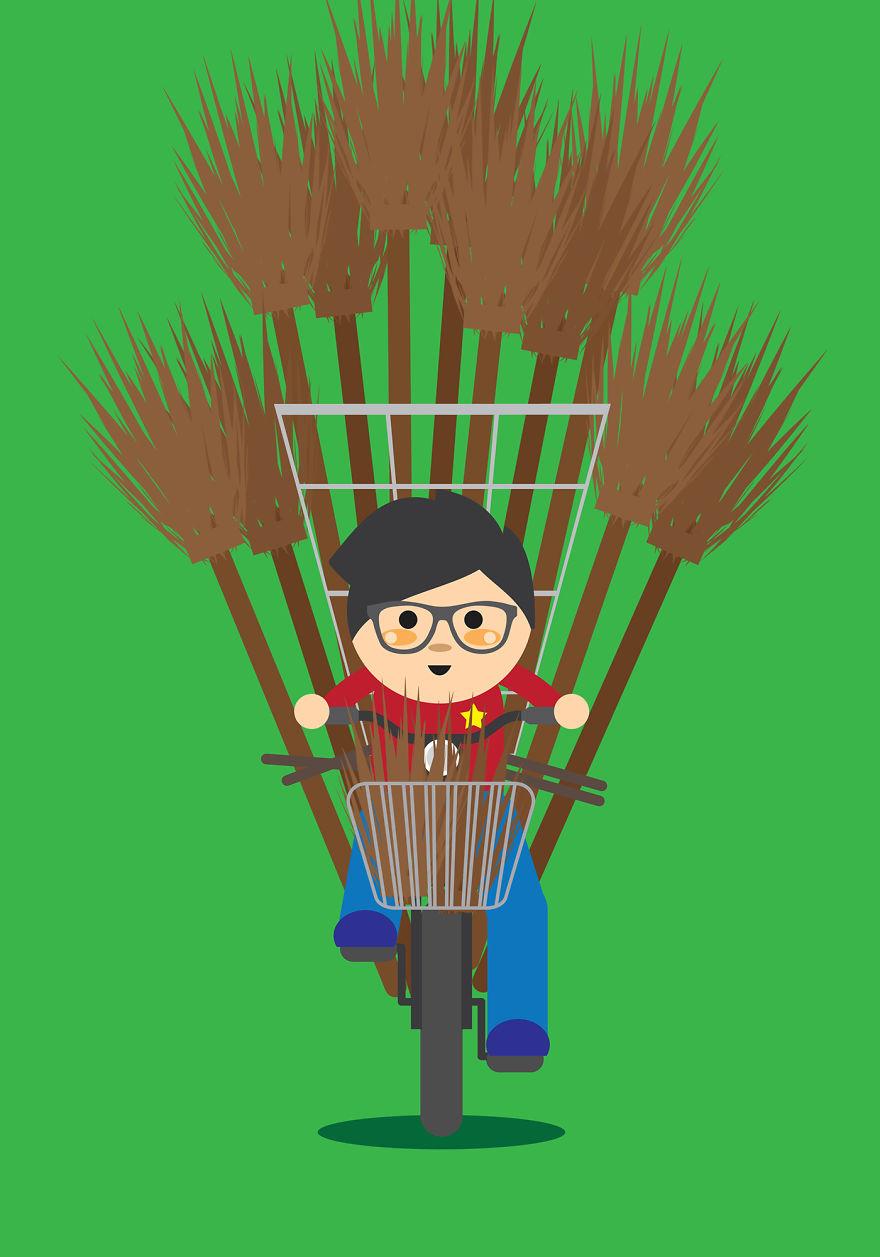 Broom Brooms