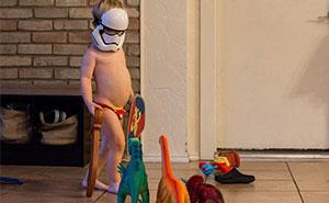 20+ Fotos que revelan cómo es criar a 3 niños