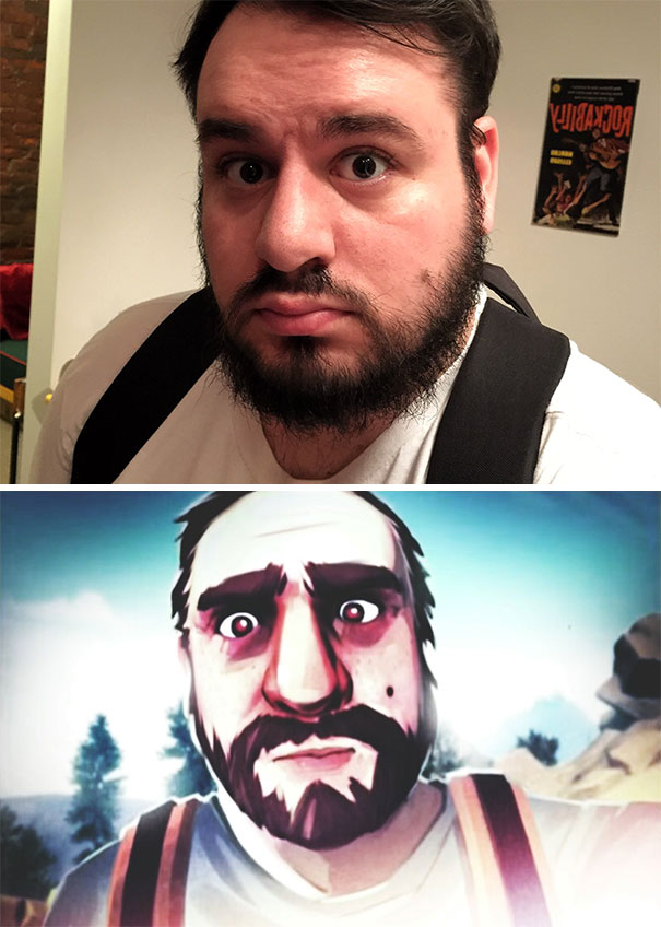 Today I Realized I'm Henry From Firewatch