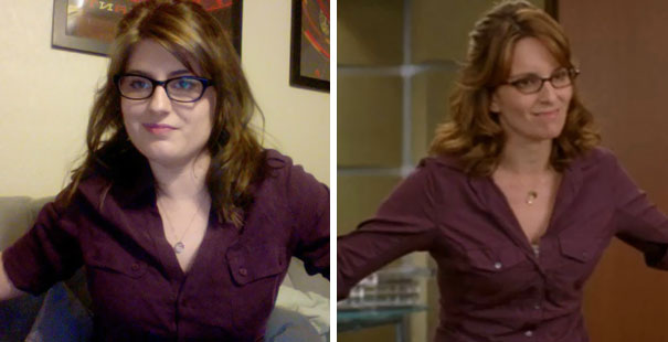 You Know That Feeling When You're Watching 30 Rock And You Realize You're Dressed Exactly Like Liz Lemon? No? Just Me Then?