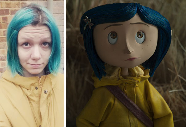 It Has Just Been Brought To My Attention That I Look Like An Older, Sleep-Deprived Coraline Jones