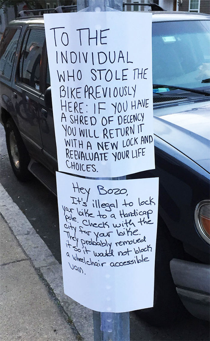Spotted In Cambridge: Friendly Neighborhood Note Banter