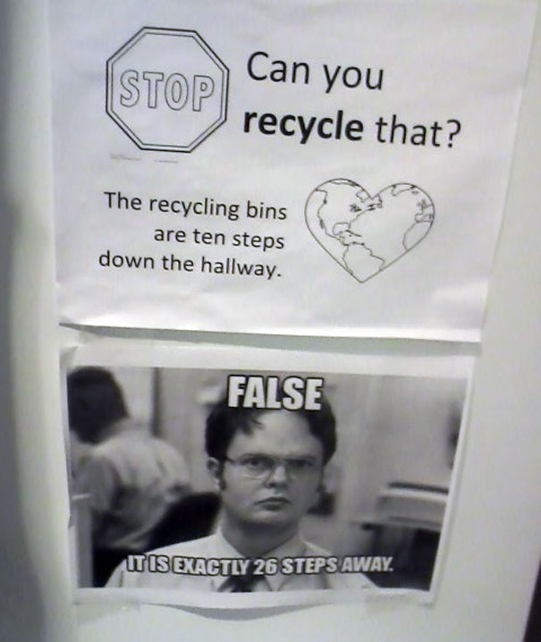 Can You Recycle That?