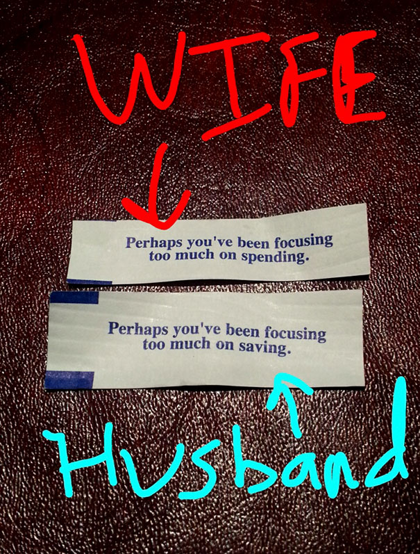 86 Of The Funniest Messages Found Inside Fortune Cookies Bored Panda