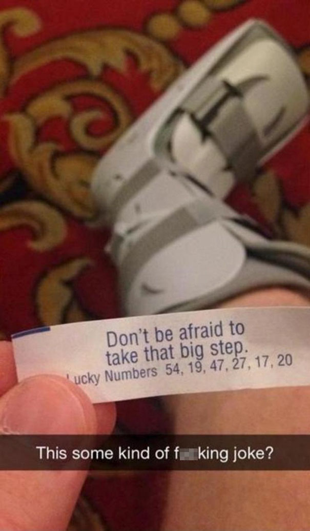 Take That Big Step