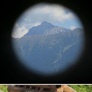 Mountain Finder Device In Switzerland