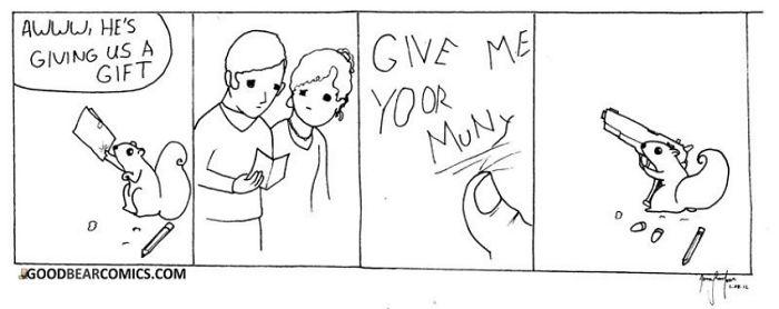 Good Bear Comics