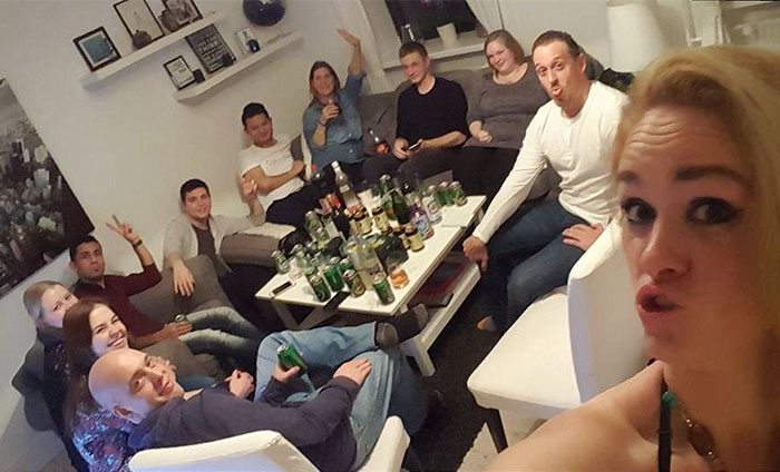 I Invited More Than 100 Lonely Strangers Into My Home, And Here's Why