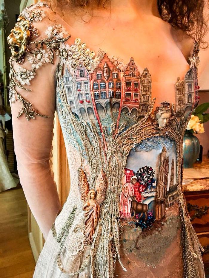 This French Designer Creates Dresses Like No One Else