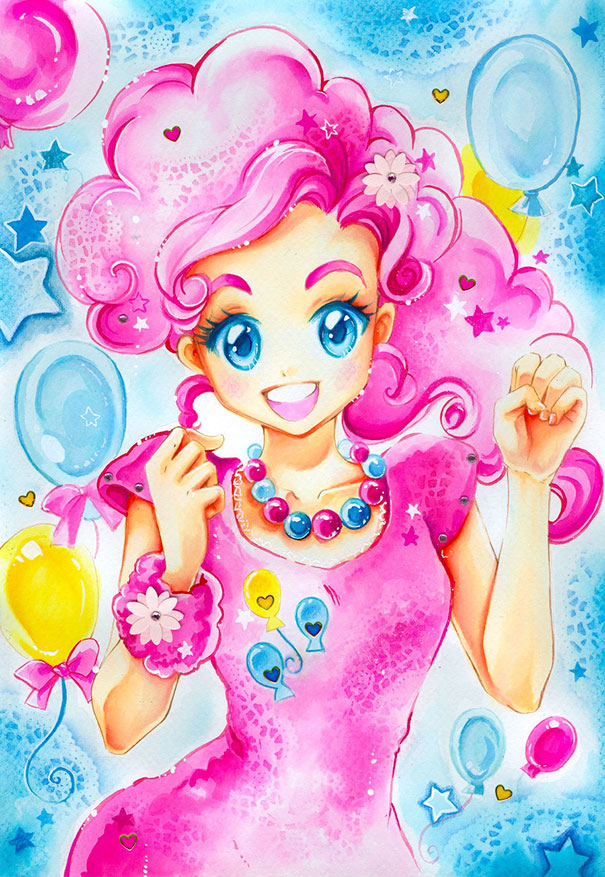 Pinkie Pie From My Little Pony
