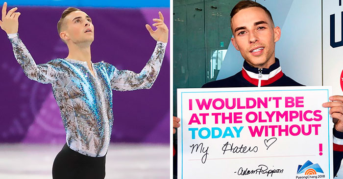 10+ Times Olympic Figure Skater Adam Rippon Should Have Won A Medal For His Epic Tweets