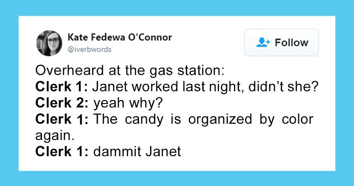 50 Times People Overheard The Most Hilarious Conversations That Were Too Good Not To Share