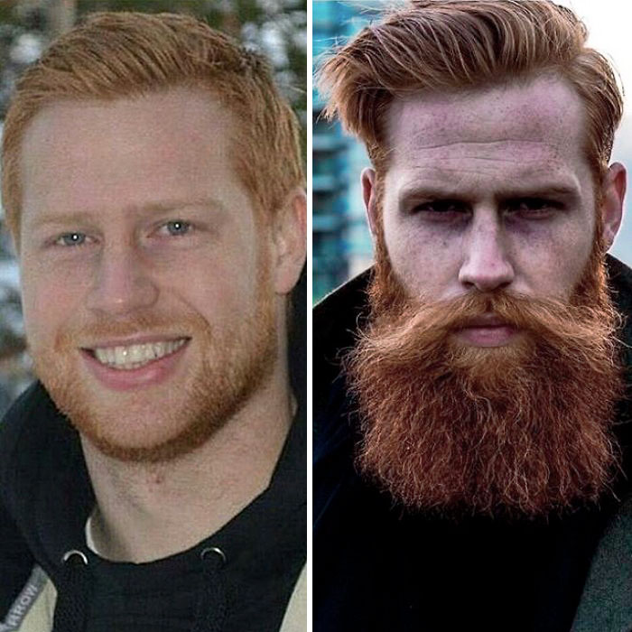 Image result for red haired men in internet  advertising