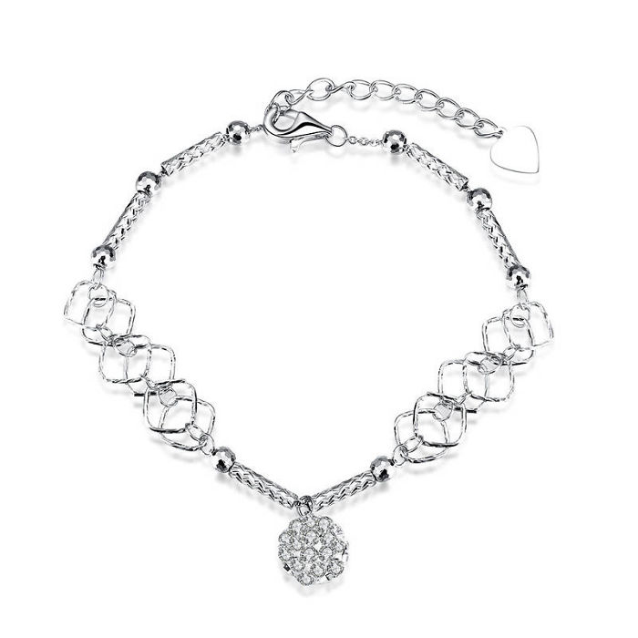 Choosing The Luxury Sterling Silver Bracelet To Complement Your Apparel