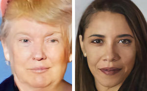 Someone Used Face-Swap To Create Female Versions Of US Presidents, And People Find Obama Surprisingly Hot