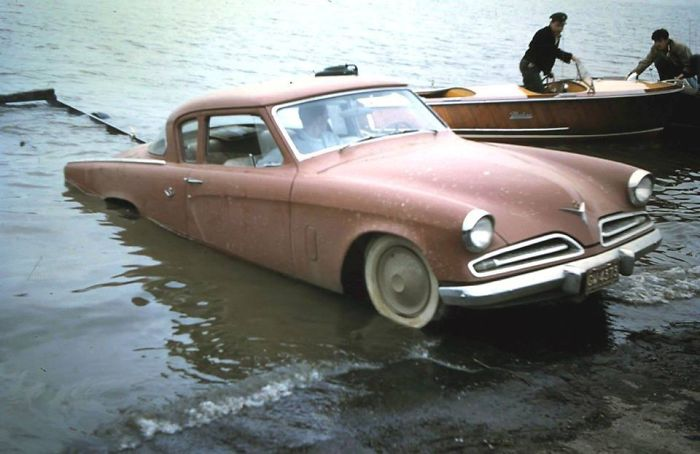 1953 Studebaker Coupe
