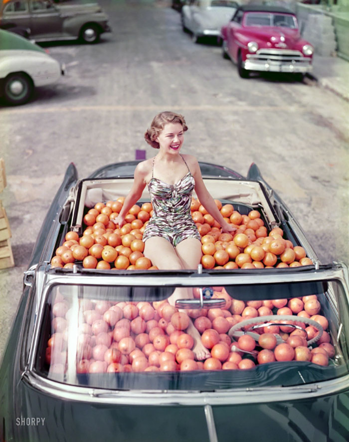 Fresh-Squeezed, 1951