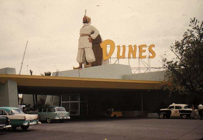 Hotel Dunes, Las Vegas