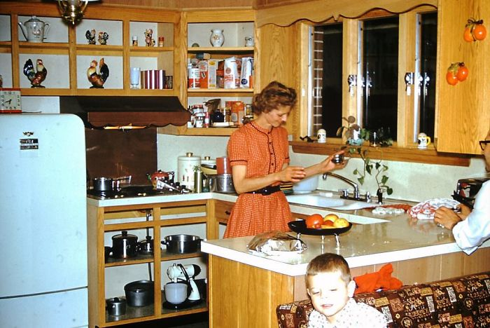 Increibles fotos que muestran la vida en EEUU en los años 50