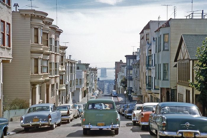 The Streets Of San Francisco. 1957