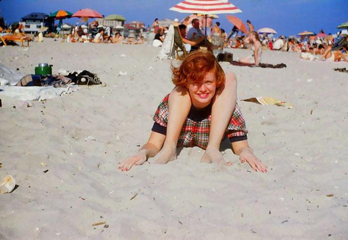 Rockaway Beach, New York, 1950